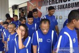 19 pengedar narkoba di Sukabumi diciduk polisi dalam sebulan