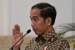 Jokowi soroti persoalan penyaluran KUR
