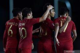 Lawan Laos, Timnas Indonesia U-22 hanya ganti kiper