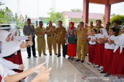 SDN 9 Sungai Raya wakili Kubu Raya dalam Lomba Sekolah Sehat