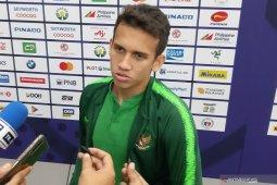 Egy Maulana Vikri: pemain timnas U-22 tak boleh takabur