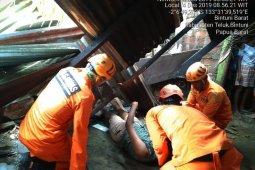 Angin kencang di Bintuni rubuhkan rumah warga