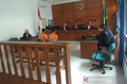 Dua penjual satwa dilindungi dihukum delapan bulan penjara