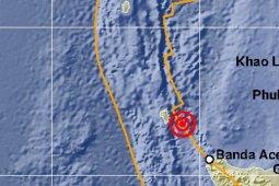 Gempa magnitudo 5,5 guncang Aceh