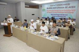 Gubernur Aceh: Keharmonisan Ulama dan Umara jamin pembangunan