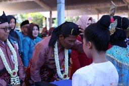 Ribuan warga hadiri puncak HUT ke-54 Kabupaten Tanah Laut