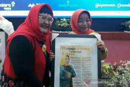 ANTARA nobatkan Anisah sebagai 'Penjaga Senyum Generasi Emas'