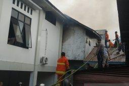 Kebakaran di Gereja GKE Putussibau padam