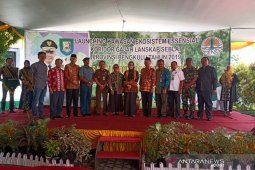 Bengkulu luncurkan KEE koridor gajah Sumatera