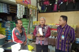 Jelang Natal, Wakil Wali Kota Kupang pantau harga pangan