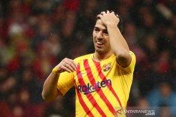 Suarez ingin Barcelona cari penyerang muda sebagai penggantinya