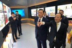 Luhut ajak produsen fiberglass China investasi di Indonesia