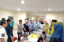 Respon keluhan masyarakat, Komisi IV Sidak ke RSUD Raden Mattaher