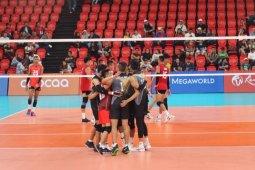 Tim voli Indonesia tantang Filipina di final