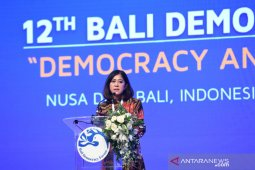 Ketua Komisi I DPR tutup gelaran BDF ke-12 di Bali