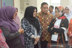 Menteri puji pelindungan perempuan-anak di Aceh