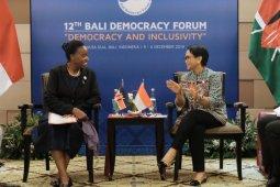 Indonesia encourages more concrete economic cooperation with Kenya