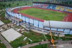 Renovasi Stadion Arcamanik