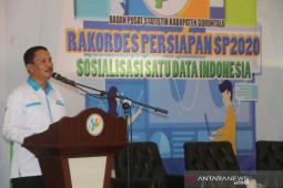 BPS Gorontalo sosialisasi SP-2020 dan satu data Indonesia