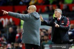 Derby Manchester, Solskjaer anggap United lebih besar dari Man City