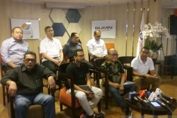 Erick Thohir-Dewan Komisaris Garuda berhentikan direksi terkait penyelundupan Harley