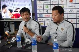 Pelatih Indra sebut timnas U-22 Indonesia bermental juara