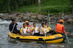 Pemkab Gorontalo Utara gelar kejuaraan arung jeram Papualangi