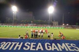 Ketua PSSI sempat deg-degan lihat Timnas U-22 bermain