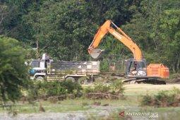 Aktivitas galian C marak di Aceh Barat