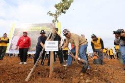 Kementerian LH puji  pengelolaan hutan  kota Kalsel