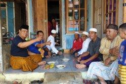 Warga Karang Intan sambut antusias kunjungan Paman Birin