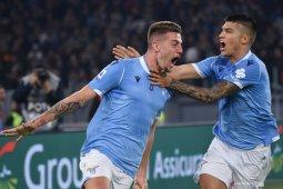 Juventus telan kekalahan pertama musim ini dari Lazio