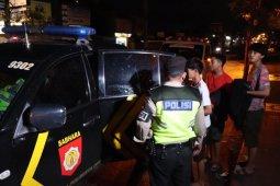 Polres Denpasar tangkap siswa SD peserta balapan liar