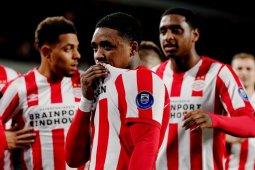 PSV tundukkan Willem tiga gol di Liga Belanda