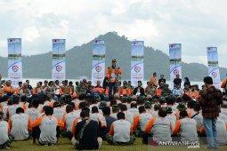 Launching Keluarga Tangguh Bencana