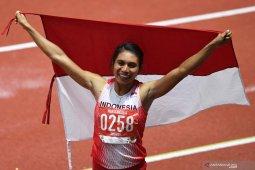 Emas SEA Games terakhir Maria Londa