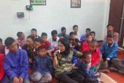 Menteri PPPA kunjungi Kampung Anak Negeri Surabaya