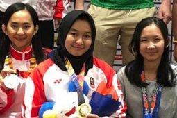 Medina raih emas nomor kilat putri SEA Games