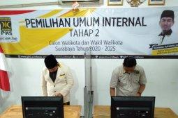PKS gelar e-voting internal tahap dua bacawali Surabaya 2020