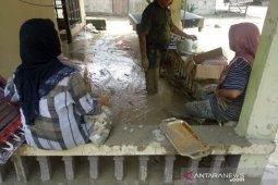 Ratusan rumah warga di Melawi terdampak banjir