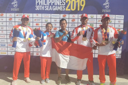 SEA Games 2019: Klasemen perolehan medali, Indonesia dilewati Vietnam lagi