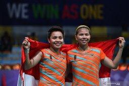 SEA Games 2019: Greysia/Apriyani sumbang emas ketiga bulu tangkis