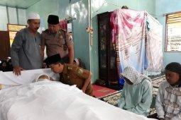 Ulama Syekh H Tajuddin berpulang ke Rahmatullah