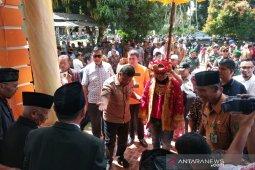 Moeldoko jalin komunikasi dengan masyarakat Batahan