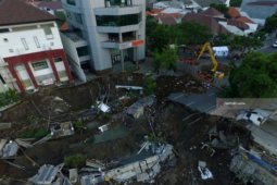 Pengadilan agendakan sidang di lokasi jalan ambles Raya Gubeng Surabaya