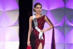 Lima besar Miss Universe 2019, Frederika Cull terhenti di 10 besar