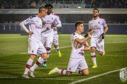 AC Milan lanjutkan tren kemenangan