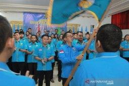Pengurus KNPI Batola 2019-2022 dilantik