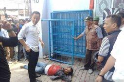 Pencuri sepeda motor di Bekasi tewas dihakimi warga