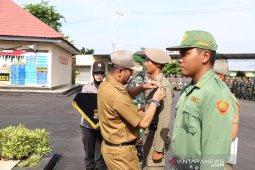 Wabup  lepas pasukan pengaman Pilkades serentak 2019